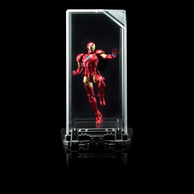 Super Hero Illuminated Gallery Collection 1 Iron Man