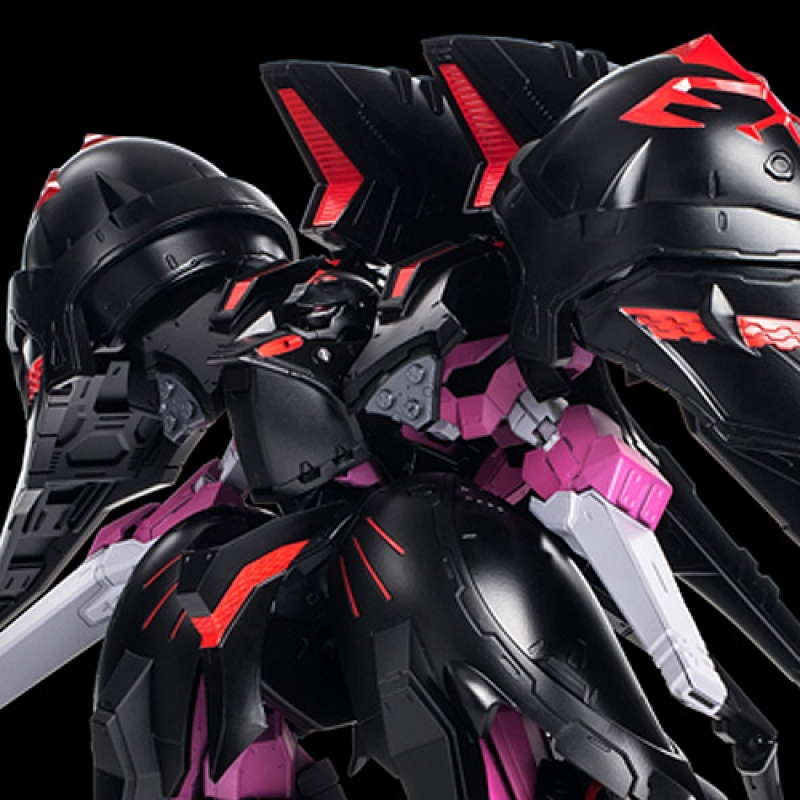 METAMOR-FORCE Martian Successor Nadesico The prince of darkness Black Sarena