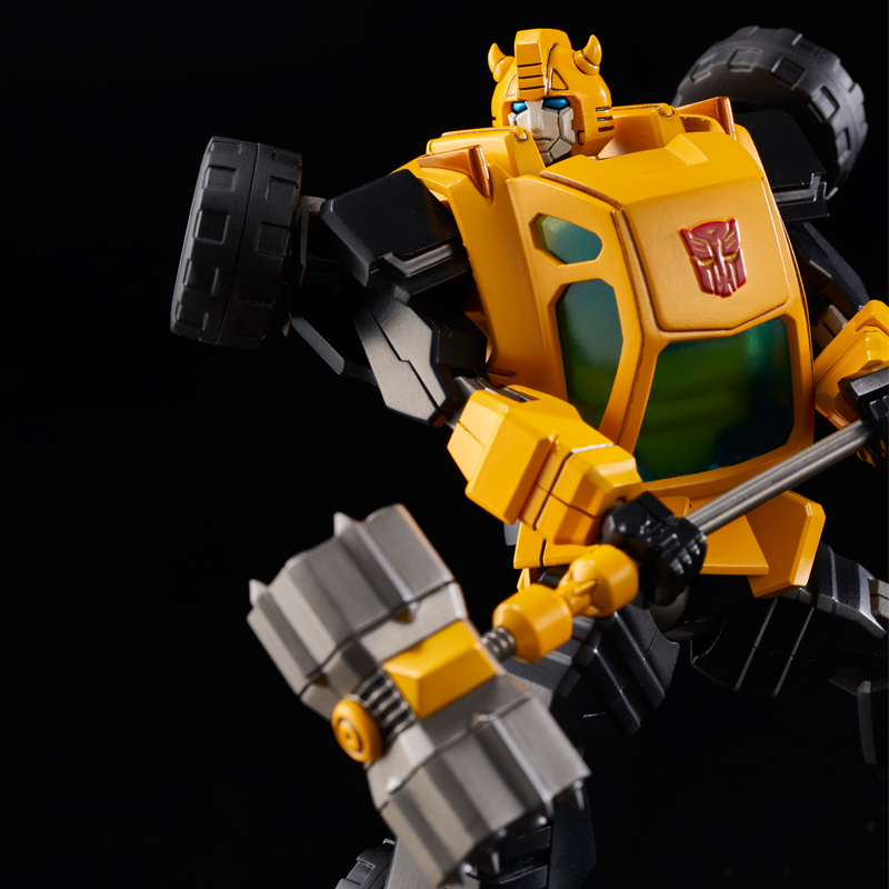 [Furai Model] 04 - Bumblebee