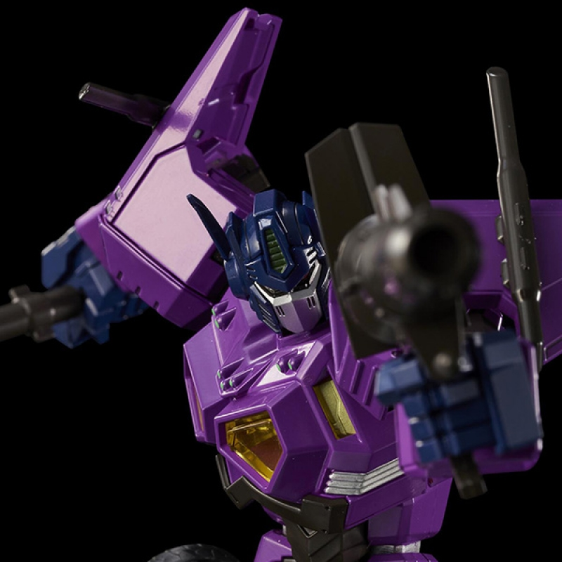 [Furai Model] 01SG - Shattered Glass Optimus Prime (Attack Mode)