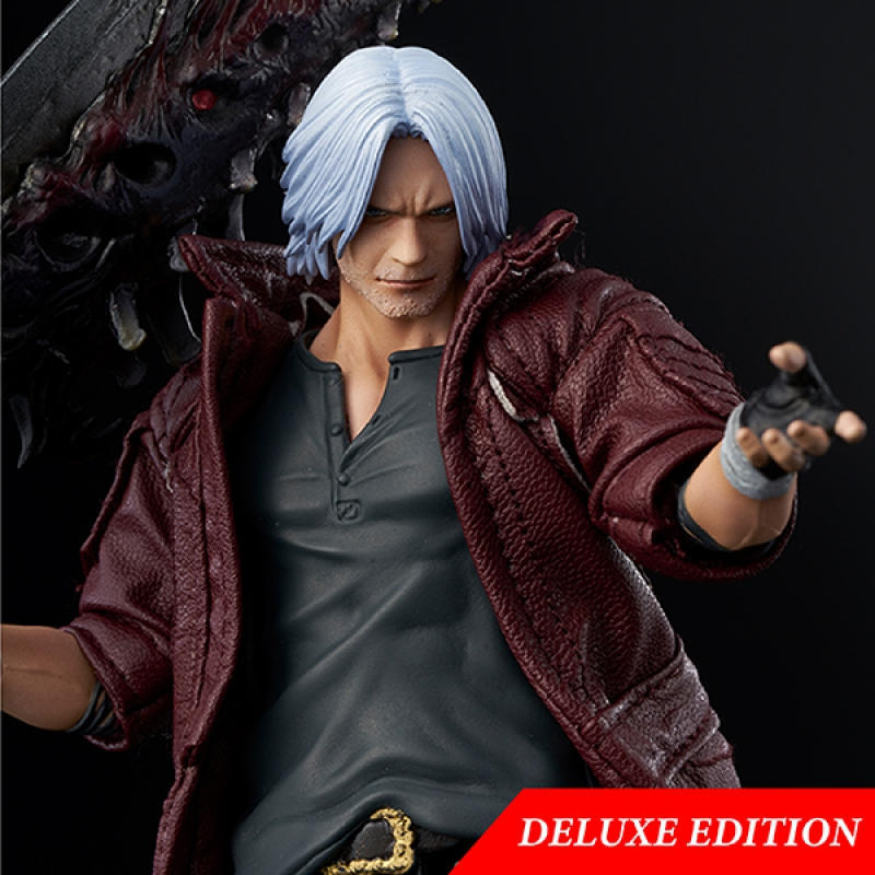 1/12 DEVIL MAY CRY 5 Dante DELUXE EDITION