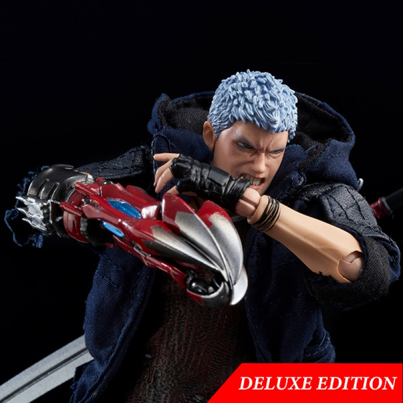 1/12 DEVIL MAY CRY 5 Nero DELUXE EDITION