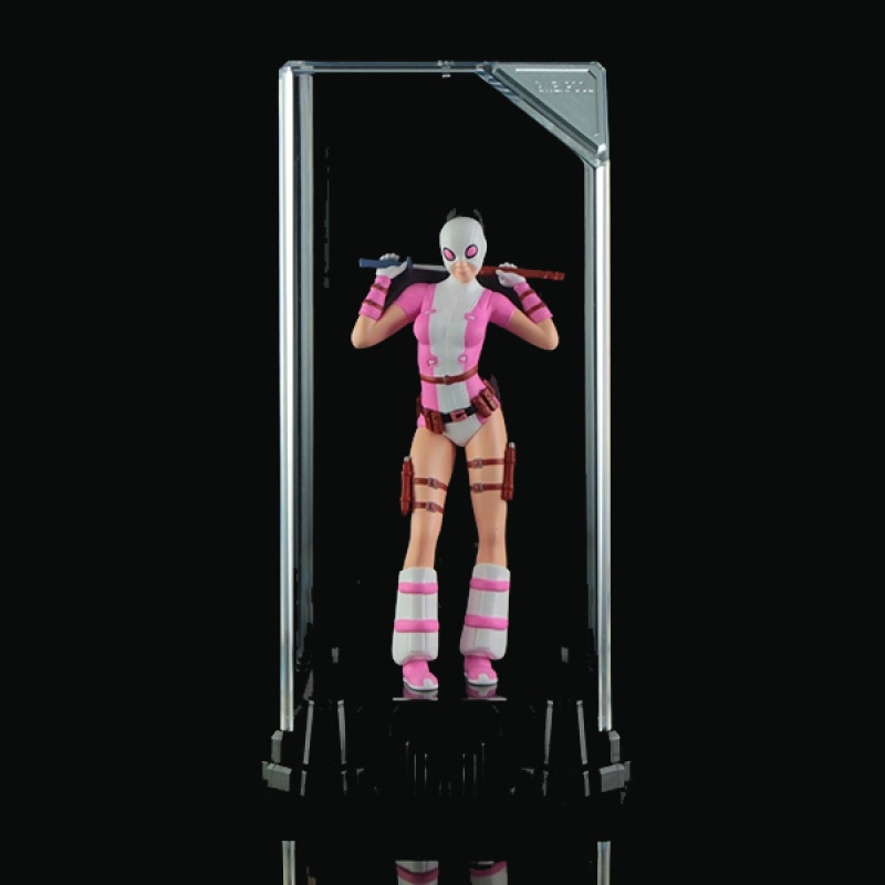 Super Hero Illuminated Gallery Collection 2 Gwenpool