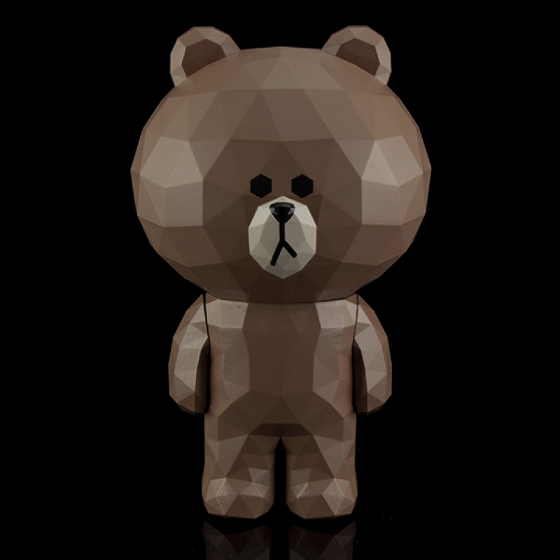 POLYGO BROWN (Standing ver.)