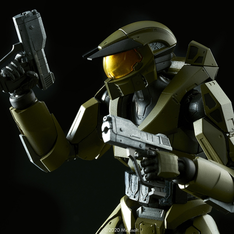 1/12 RE:EDIT Master Chief MJOLNIR Mark V