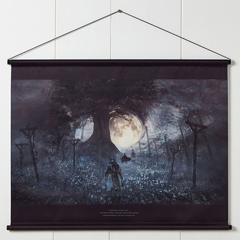 Bloodborne, Hunter's Dream Tapestry