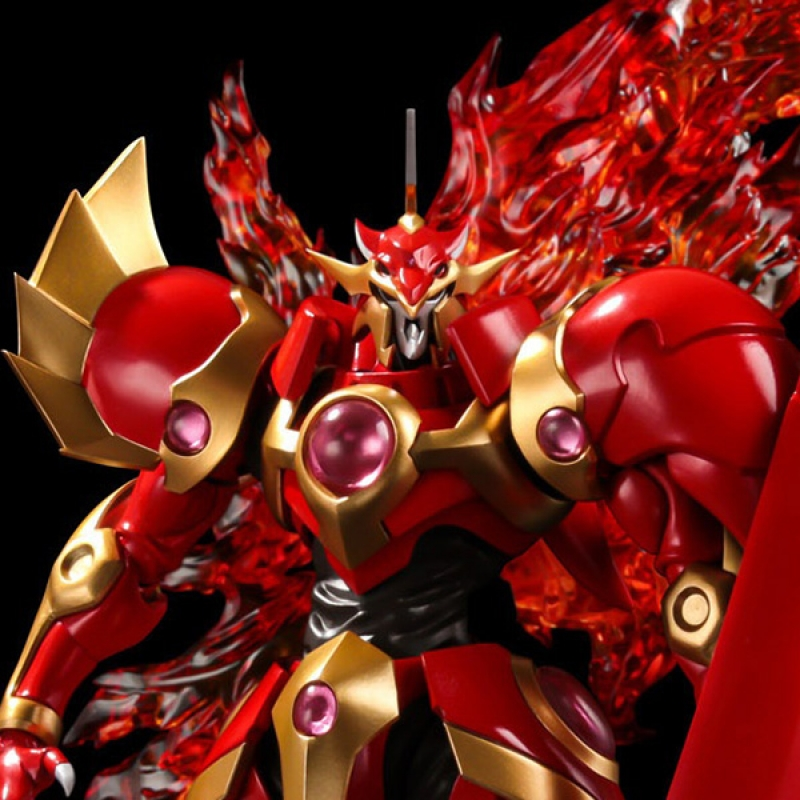 "RIOBOT ""Magic Knight Rayearth"" Rayearth"