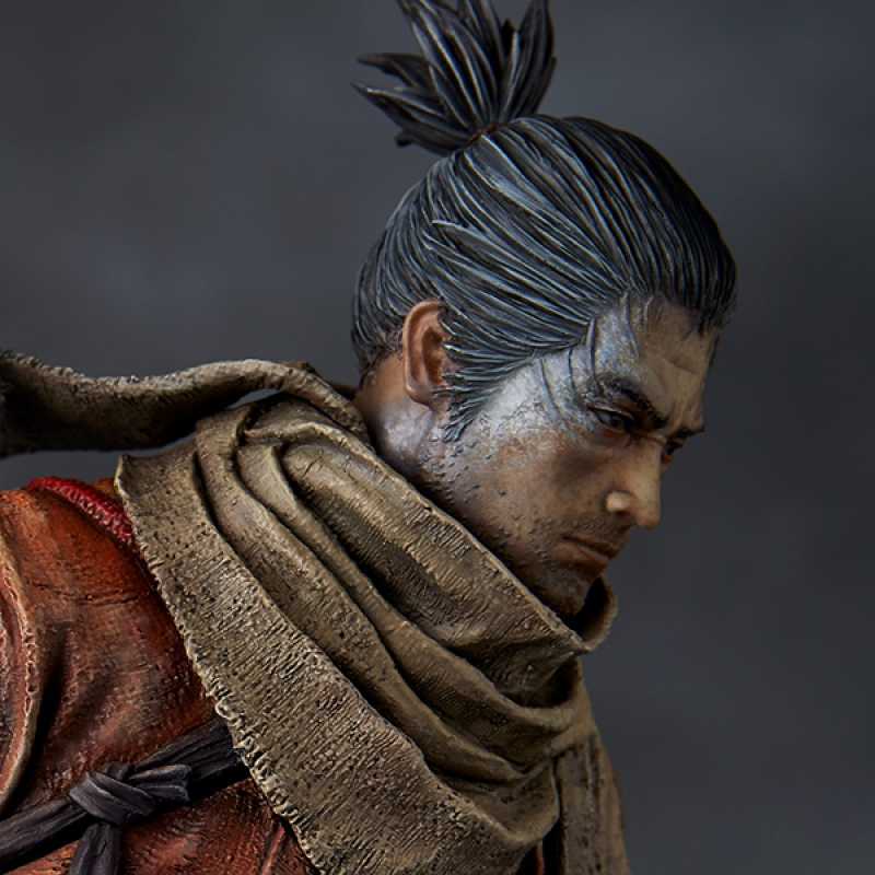 SEKIRO: SHADOWS DIE TWICE, Wolf 1/6 Scale Statue
