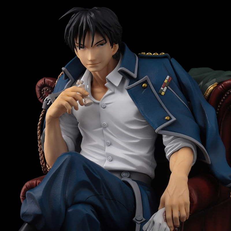 FULLMETAL ALCHEMIST -BROTHERHOOD- 1/8 Scale Figure Roy Mustang