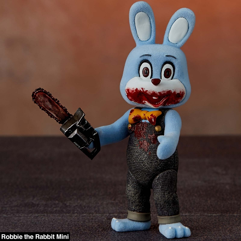 Silent Hill 3, Robbie the Rabbit Mini Blue