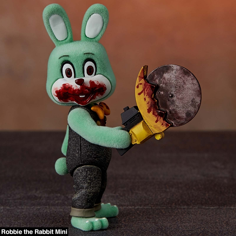 Silent Hill 3, Robbie the Rabbit Mini Green