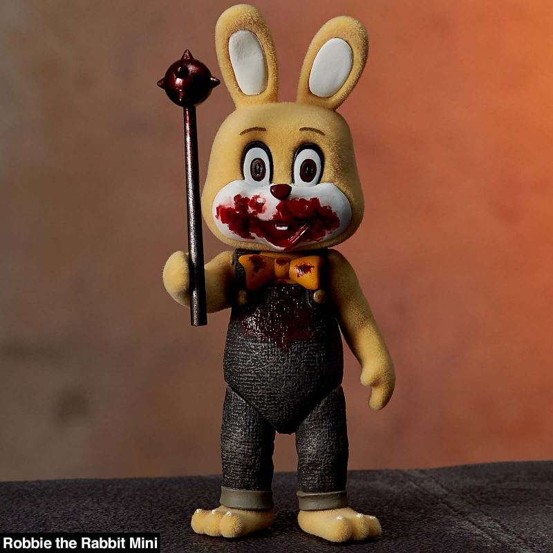 Silent Hill 3, Robbie the Rabbit Mini Yellow
