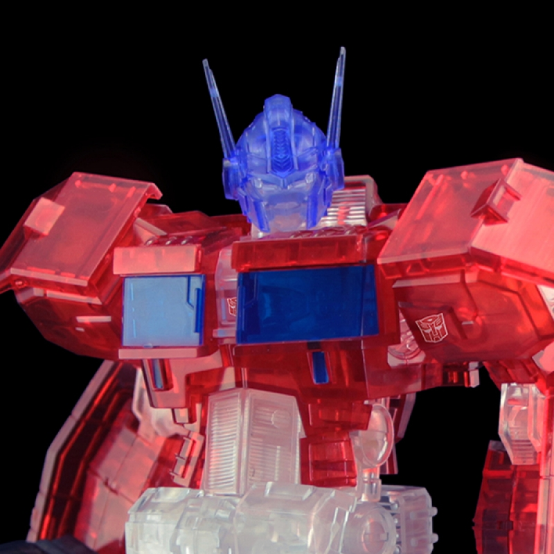 [Furai Model] Optimus Prime IDW (Clear ver.)