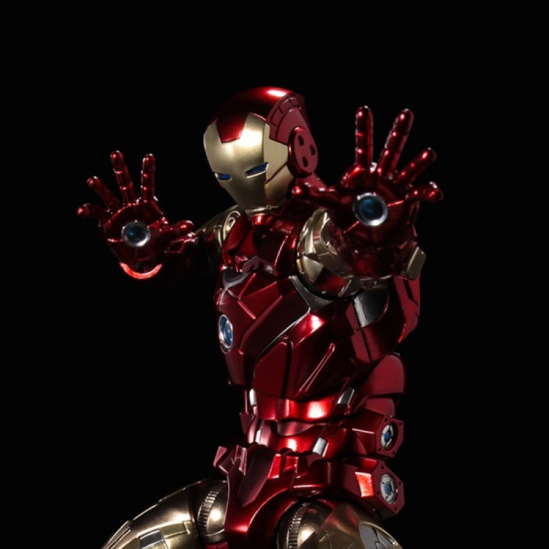 FIGHTING ARMOR Iron Man